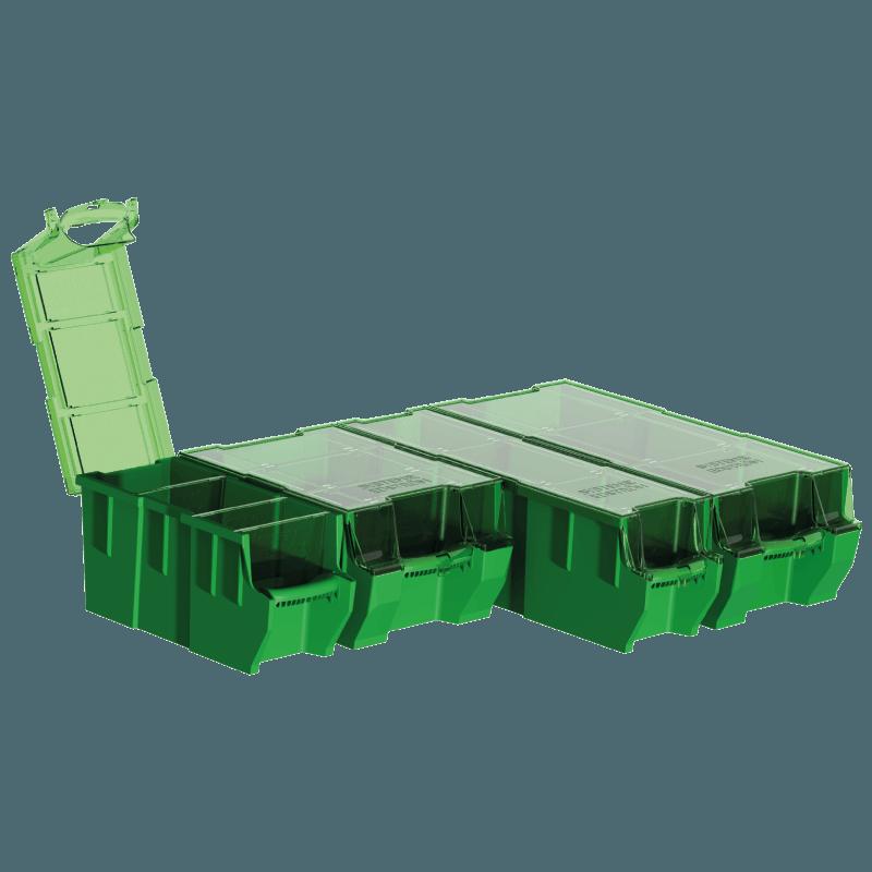 Plastbackar