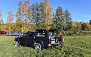 Jaktbil System Edström