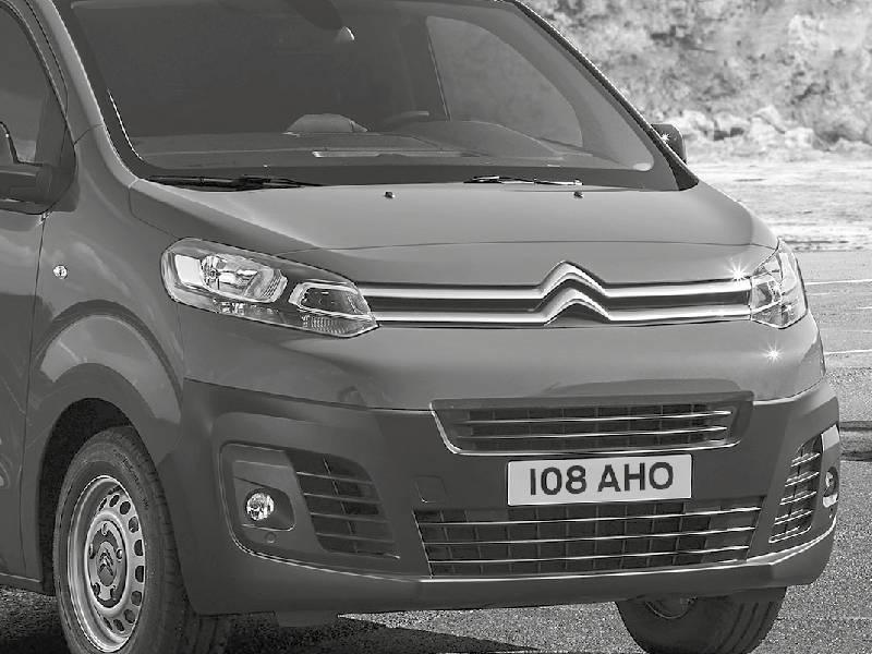 Skåpbil från Citroën | System Edström